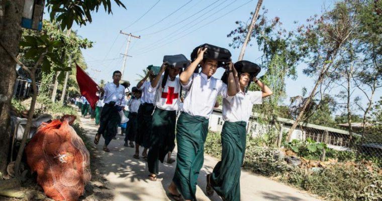 Disaster-prone Myanmar presses alert button as monsoon looms
