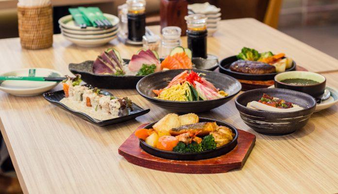 Sushi Tei launches new 'Scrumptious Summer' menu
