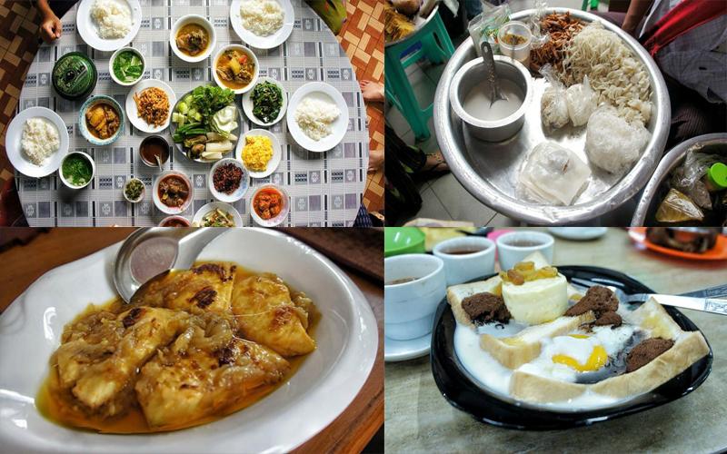 10 Foods To Eat In Myanmar