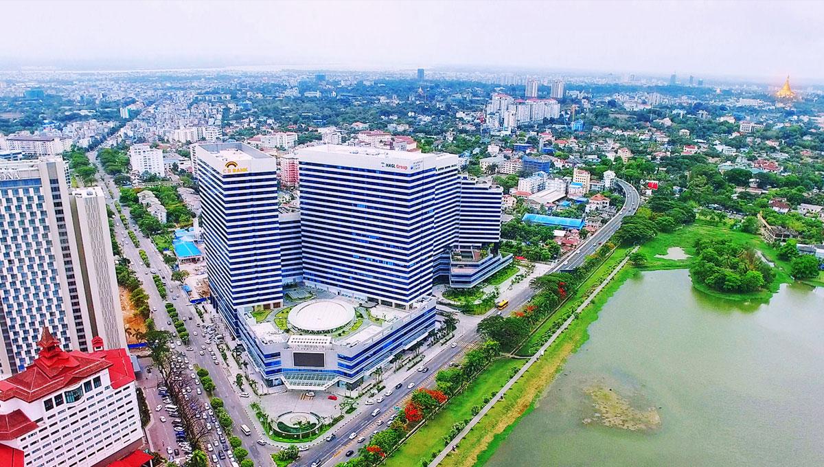 Myanmar International Plaza