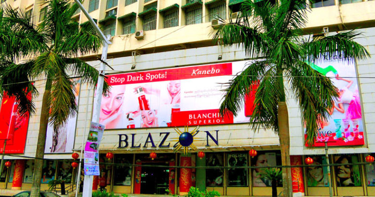 Top 10 Shopping Centers in Yangon