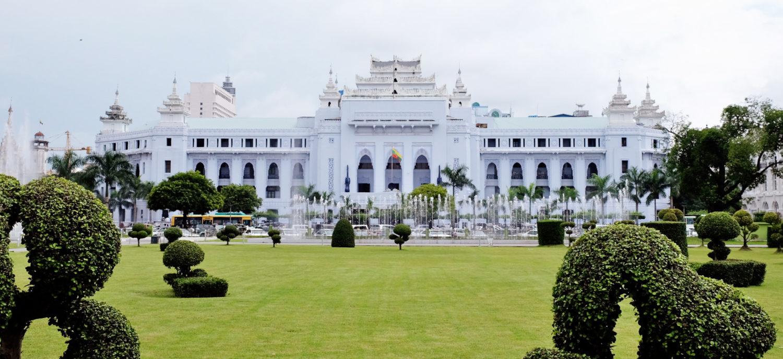 Explore Yangon