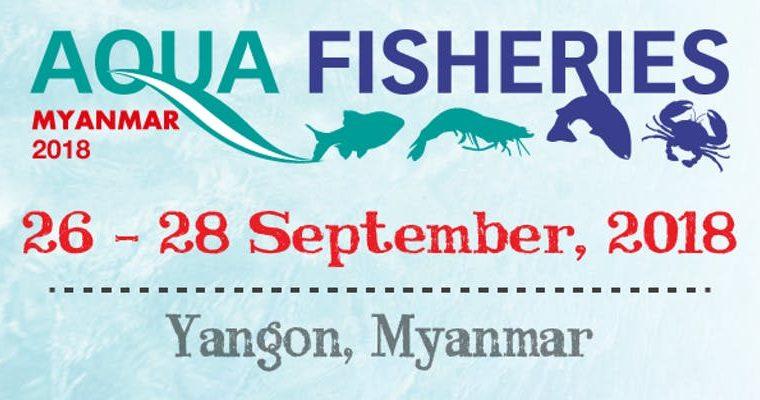 Aqua Fisheries Myanmar 2018