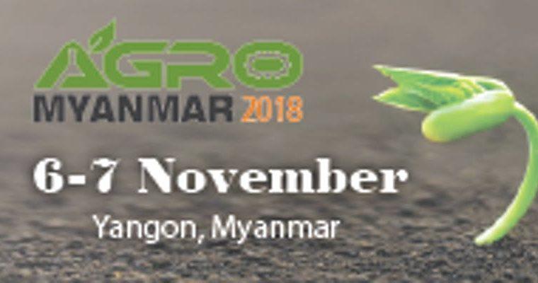 Agro Myanmar 2018