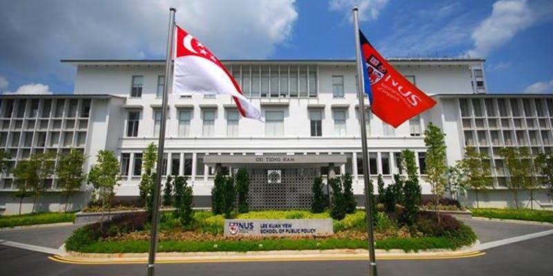 Lee Kuan Yew School of Public Policy (NUS), Info Session, Yangon, 25 Aug '