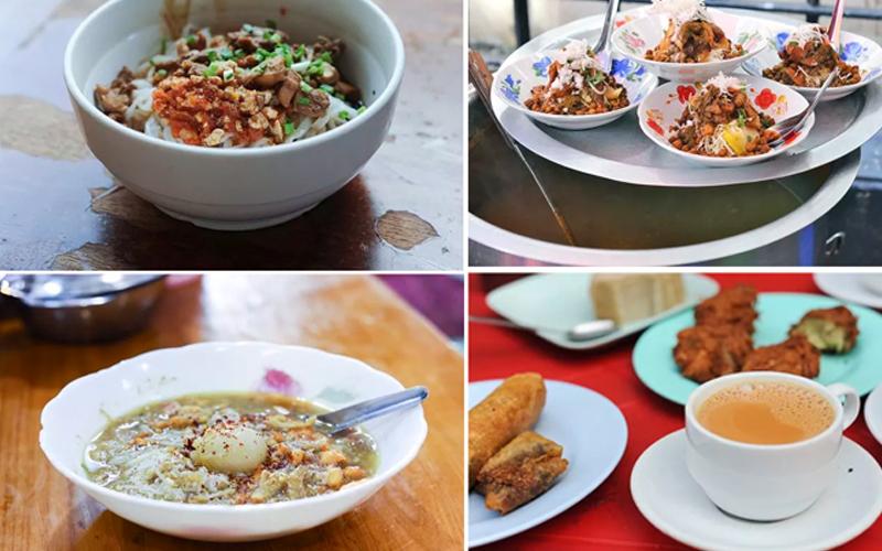 Best Street Food in Yangon
