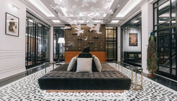 Luxury heritage hotel opens in downtown Yangon