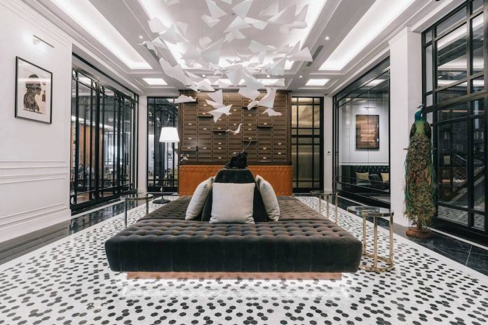 Luxury heritage hotel opens in downtown Yangon