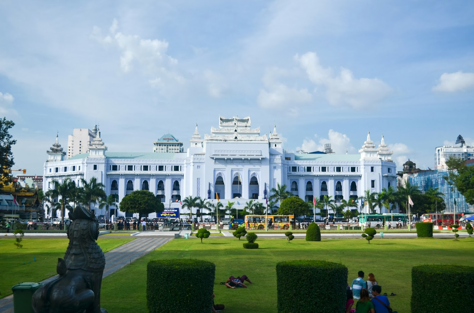 Eight Tourist Attractions That You Must See in Yangon